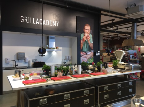 Weber Grill Academy in Grüneau-Lieblos